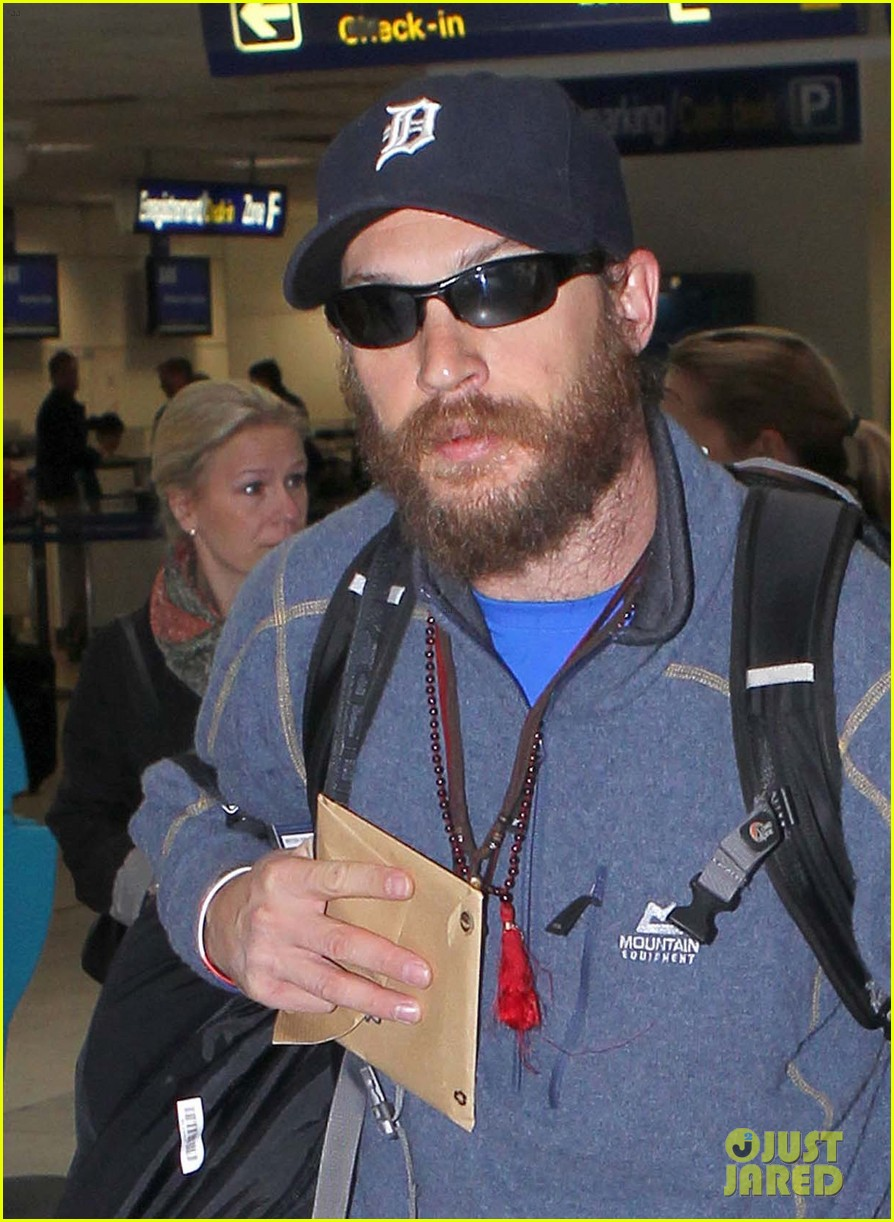 tom hardy departs nice 02