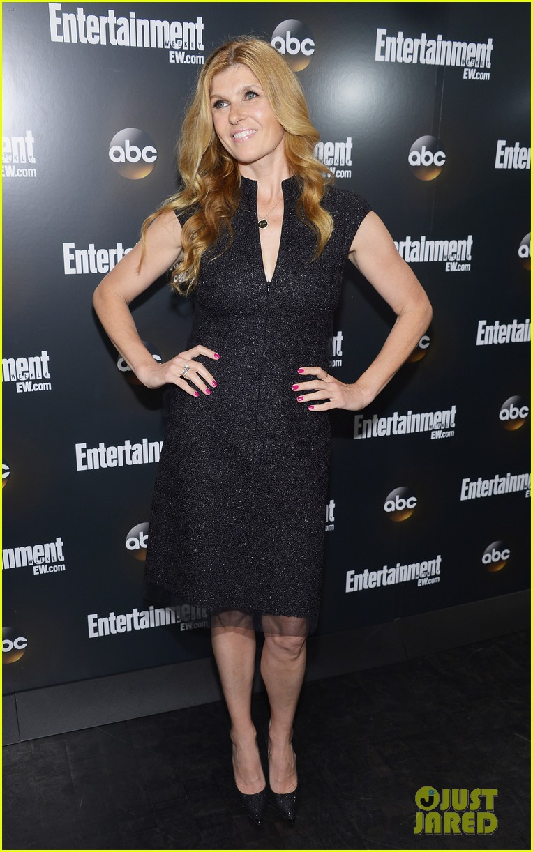 hayden panettiere connie britton abc upfront 042662595