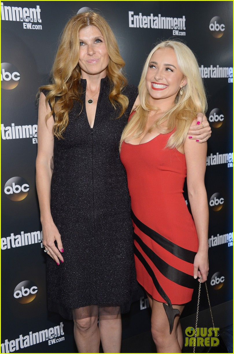 hayden panettiere connie britton abc upfront 102662601