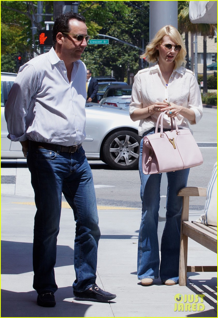 january jones lunch in bev hills 182663931