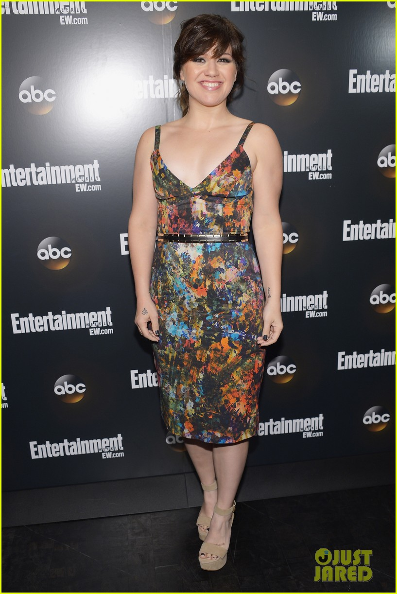 kelly clarkson abc upfront 072662565