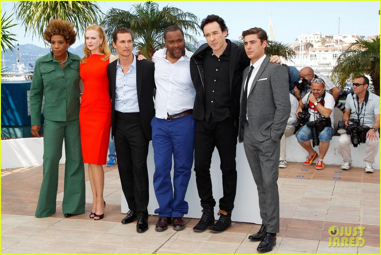 Nicole Kidman & Zac Efron: 'Paperboy' Photo Call!: Photo