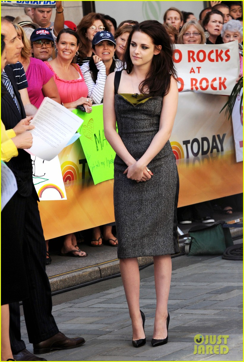 kristen stewart today show 04