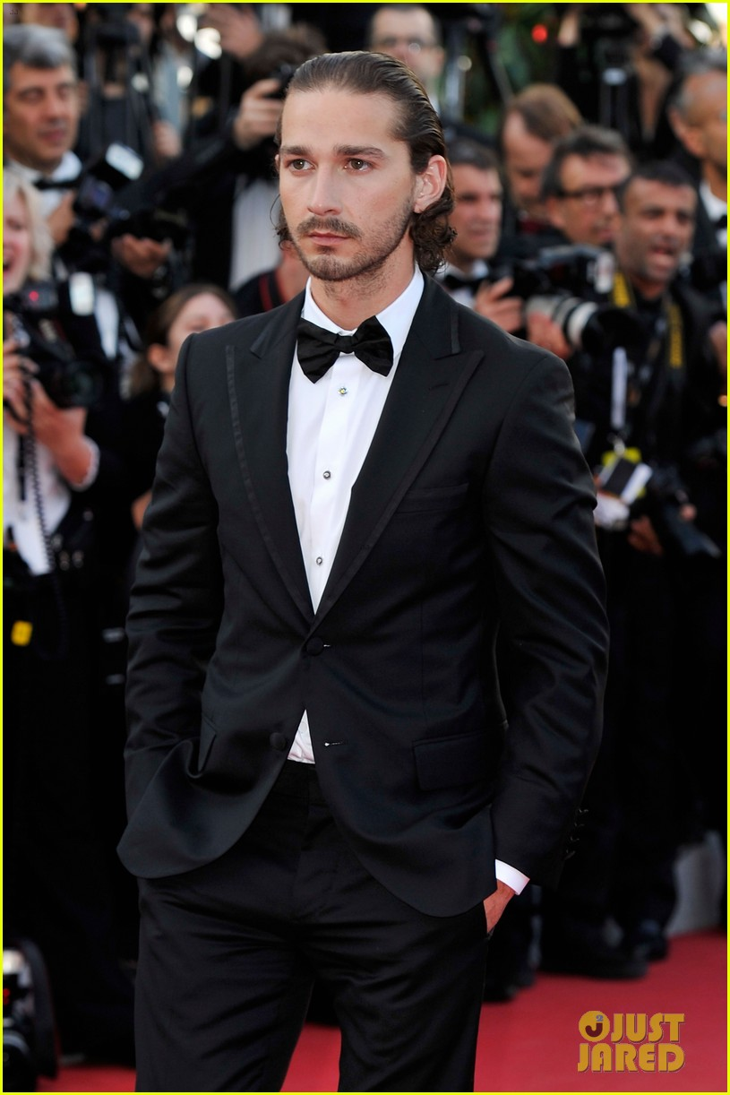 shia labeouf lawless premiere at cannes 032664191