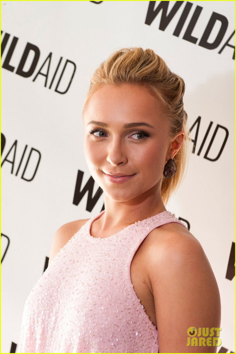 jared leto hayden panettiere wildaid charity gala 01