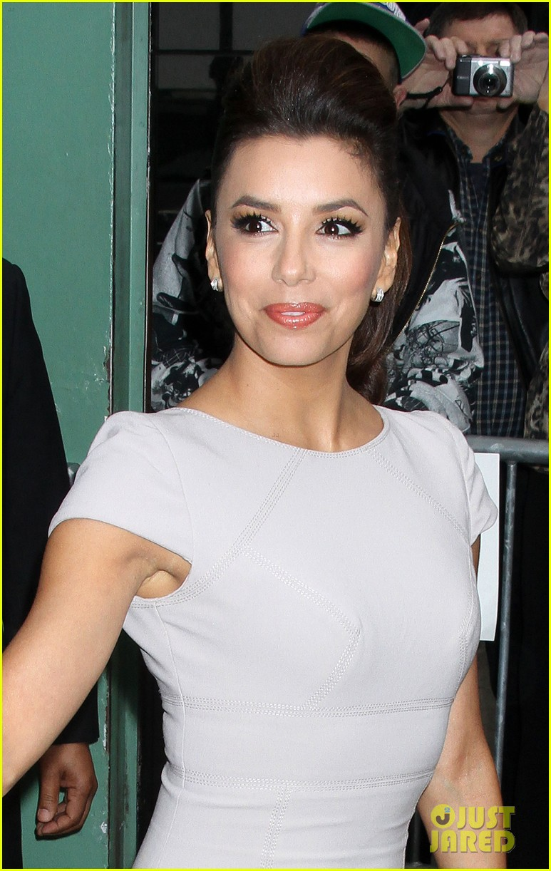 eva longoria talk shows 11