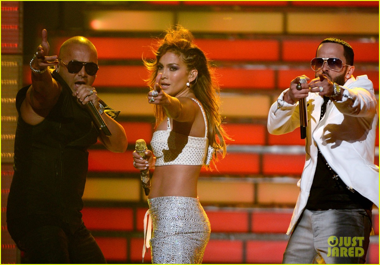 jennifer lopez american idol finale performance 08