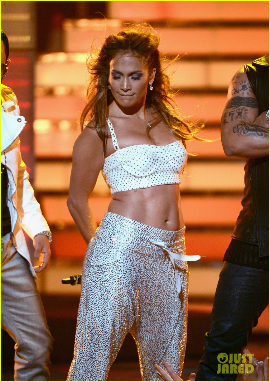 jennifer lopez american idol finale performance 09