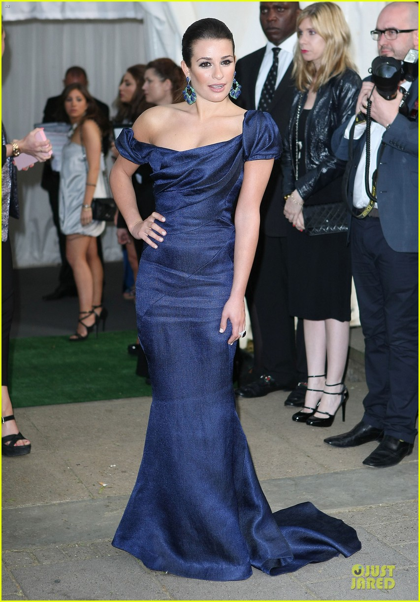 lea michele glamour awards 10