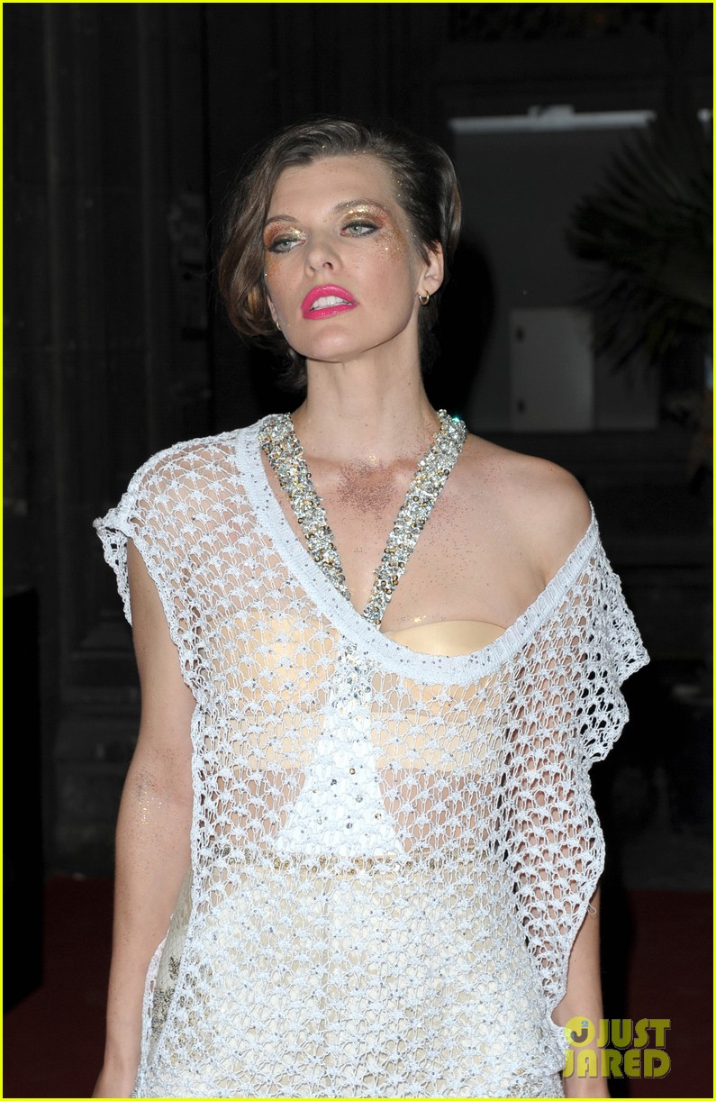 milla jovovich life ball event 02