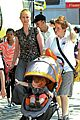 cynthia nixon christine marinoni family stroll 03
