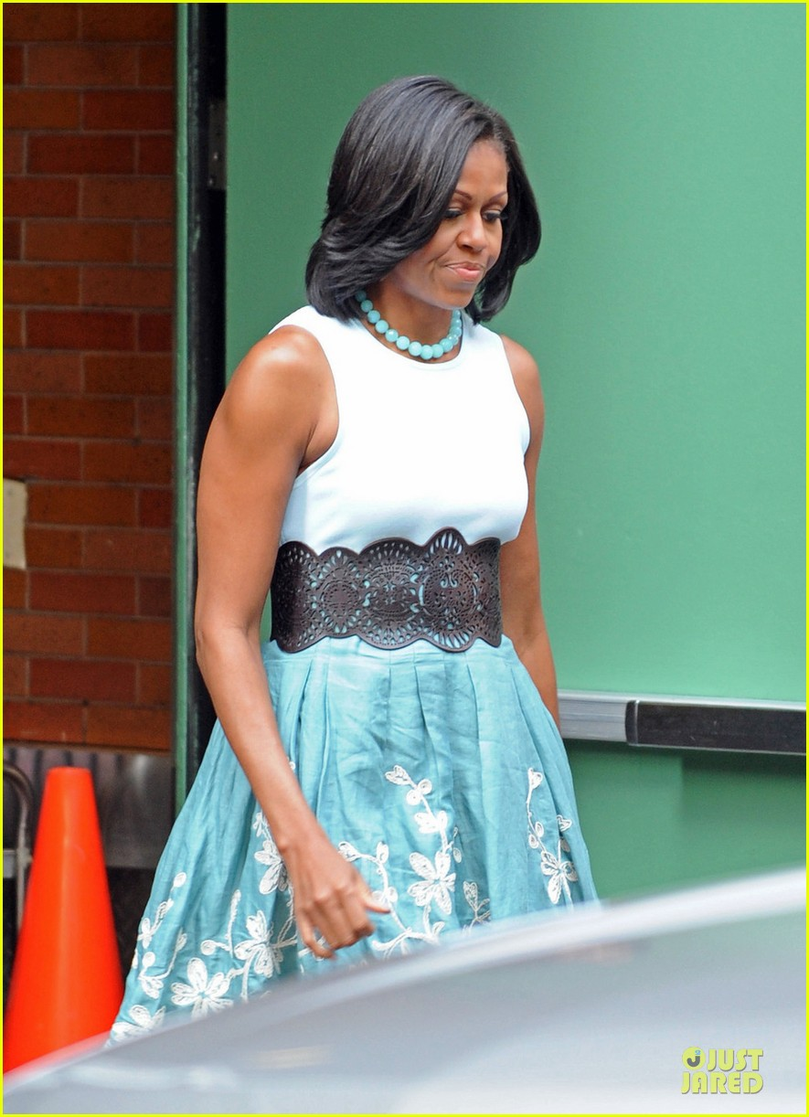 michelle obama good morning america 05