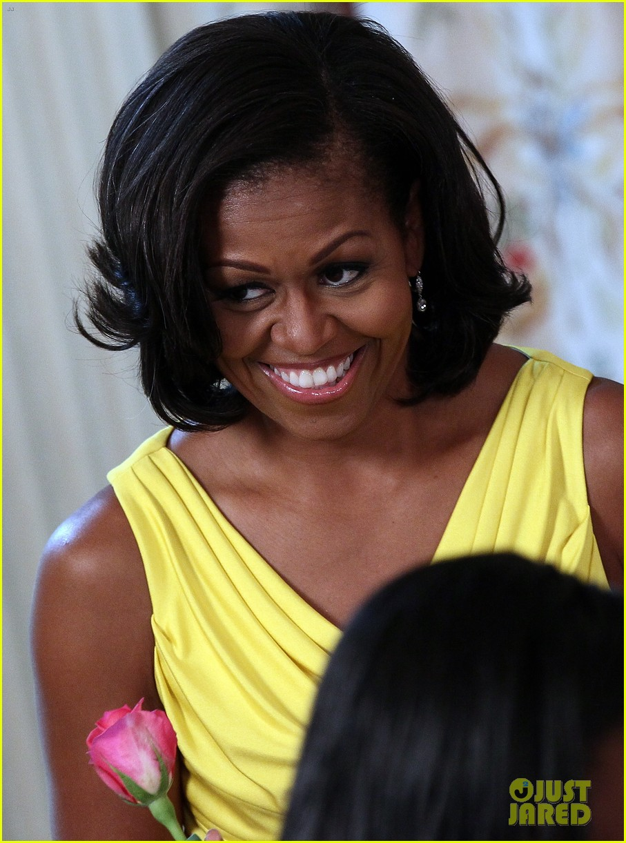 michelle obama celebrates military spouses mothers 04