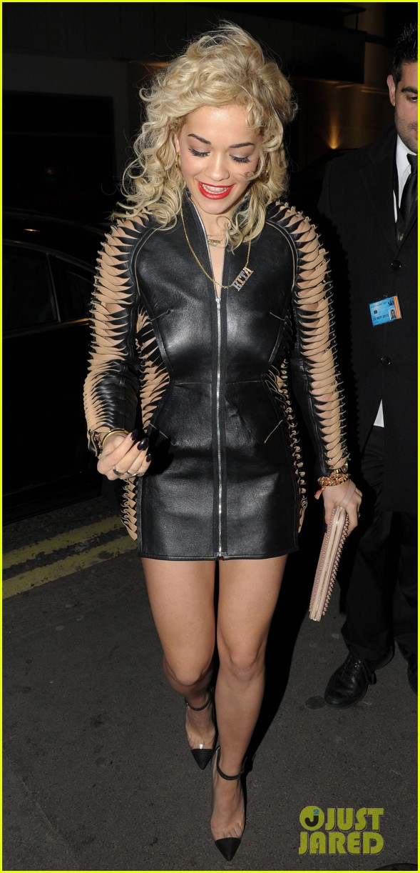 rita ora sony radio awards 06