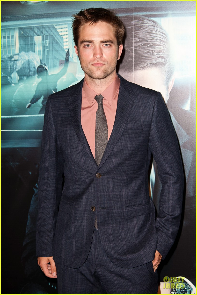 robert pattinson paris cosmopolis premiere 10
