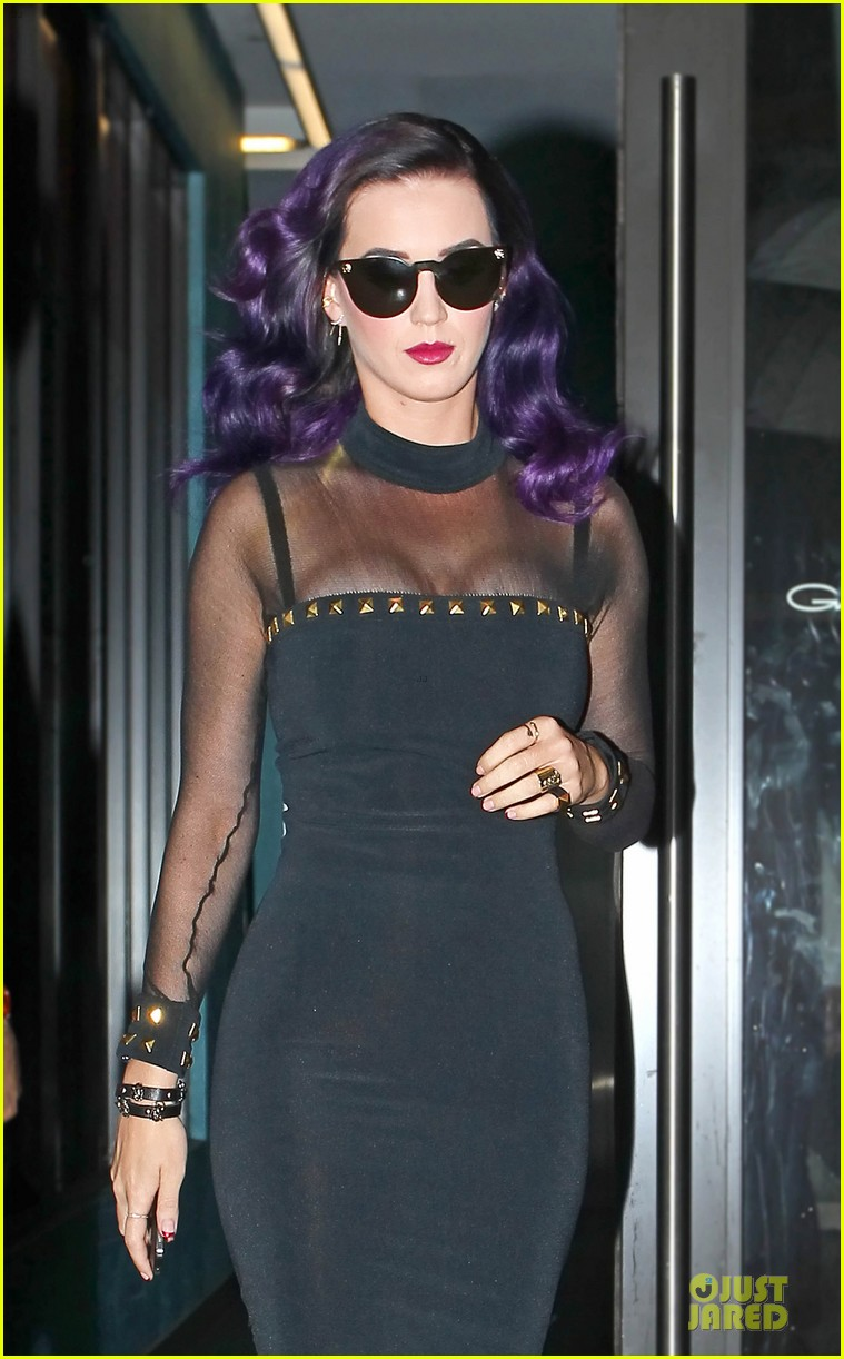 katy perry gansevoort hotel 06