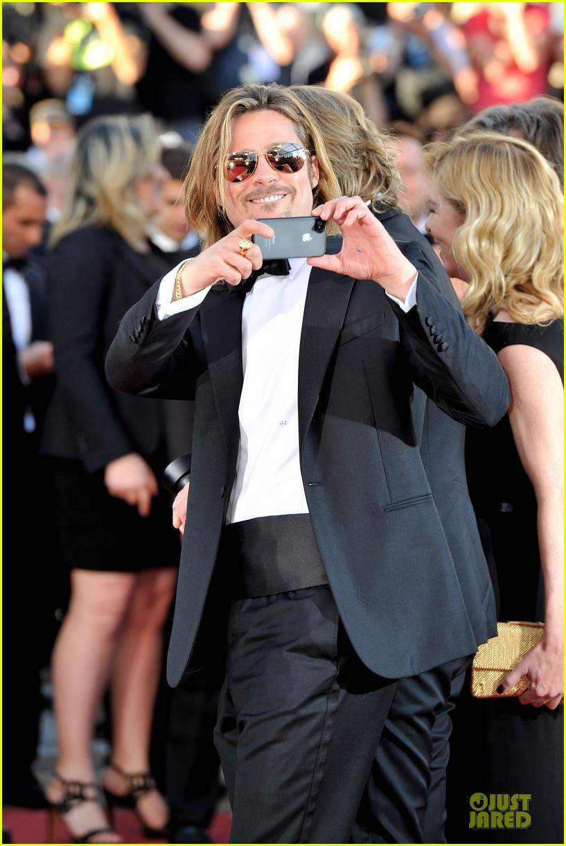 brad pitt killing softly cannes premiere 01