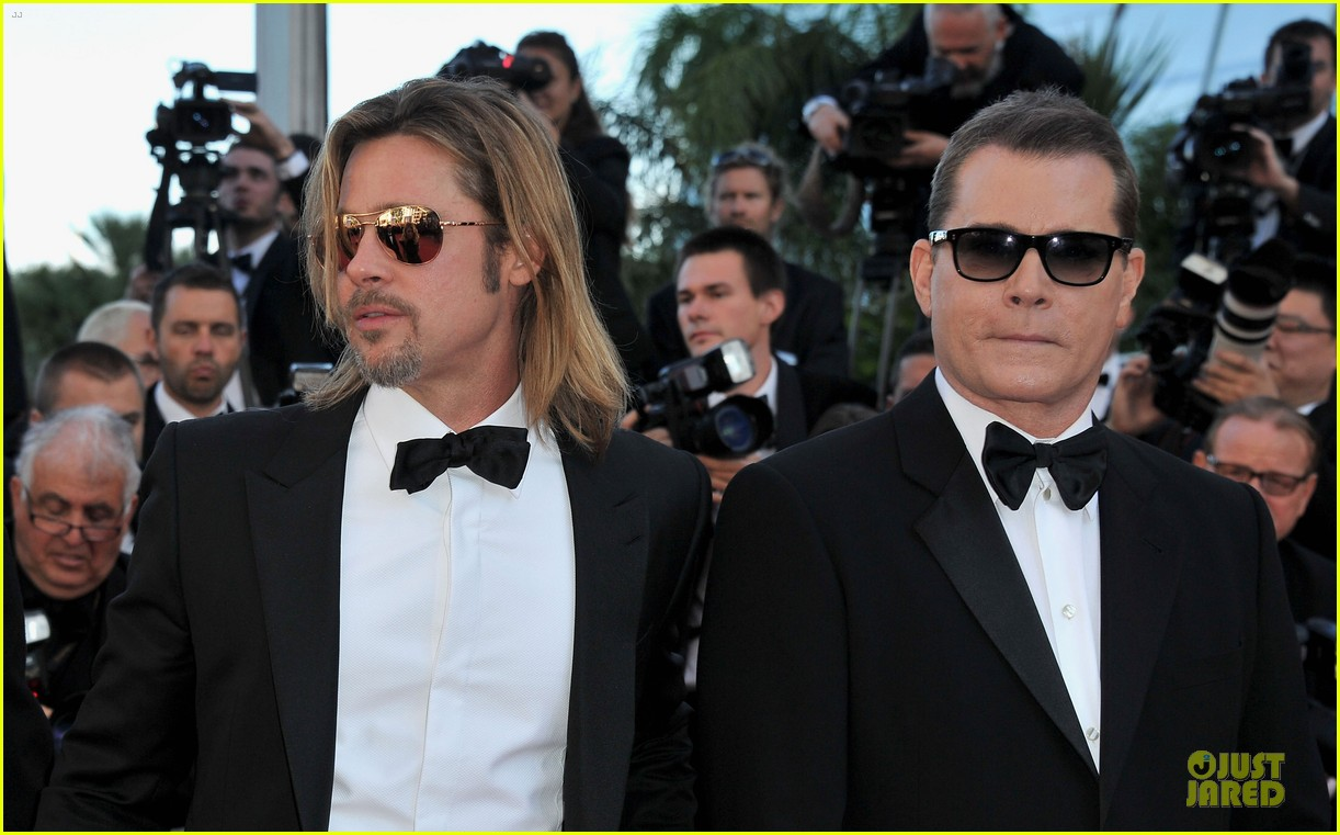 brad pitt killing softly cannes premiere 17