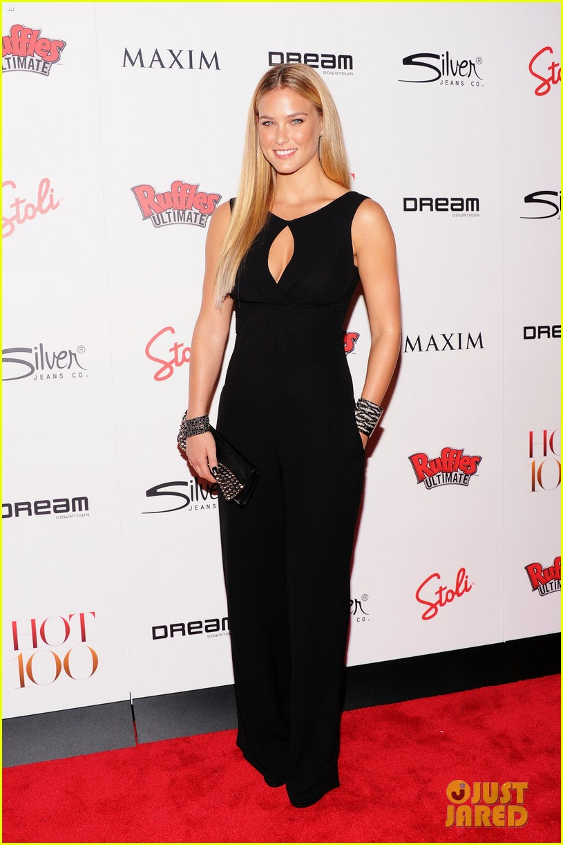 bar refaeli maxim hot 100 party 02