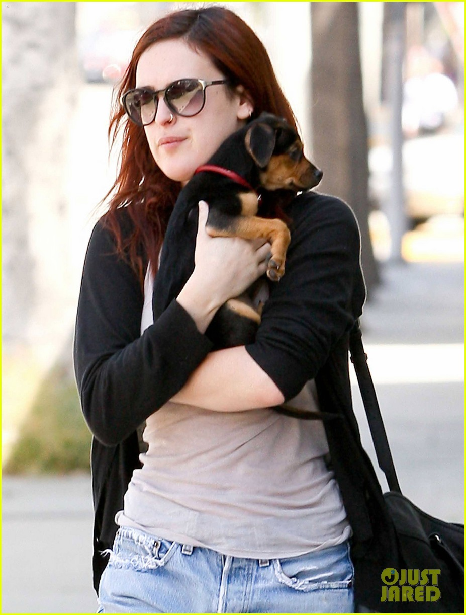 rumer willis new puppy 06