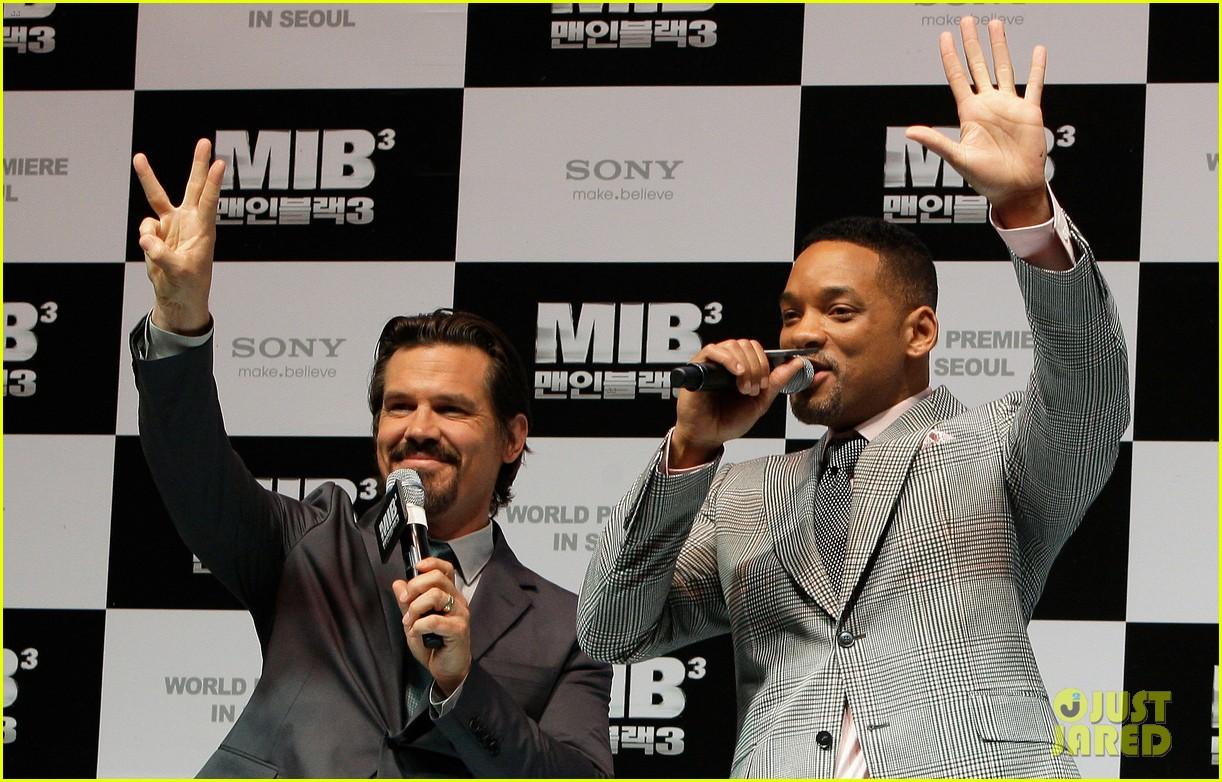 will smith men black 3 korea premiere 12