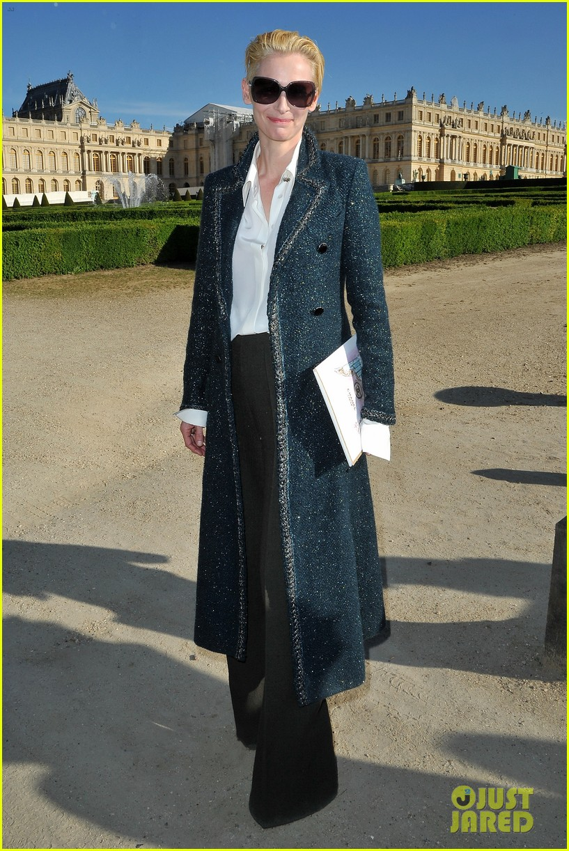 tilda swinton chanel cruise collection 01
