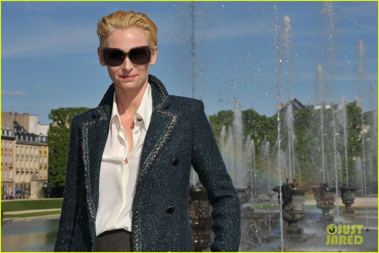 tilda swinton chanel cruise collection 06