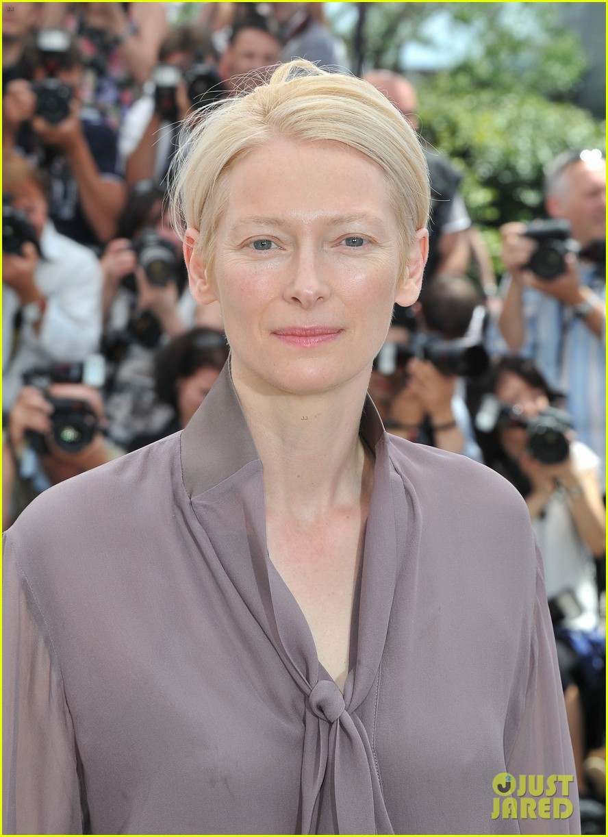 tilda swinton moonrise kingdom photo call 01