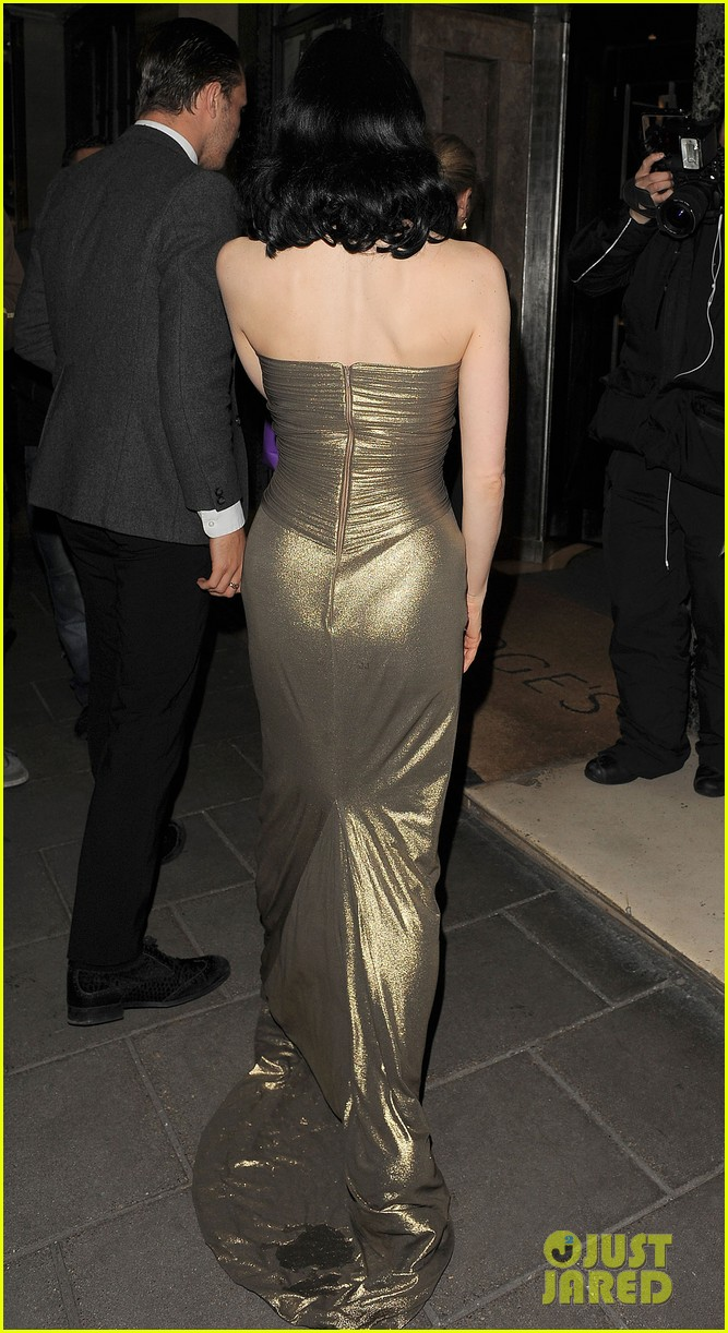 dita von teese the arts club with theo hutchcraft 10