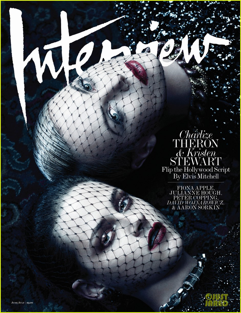 charlize theron kristen stewart interview 01