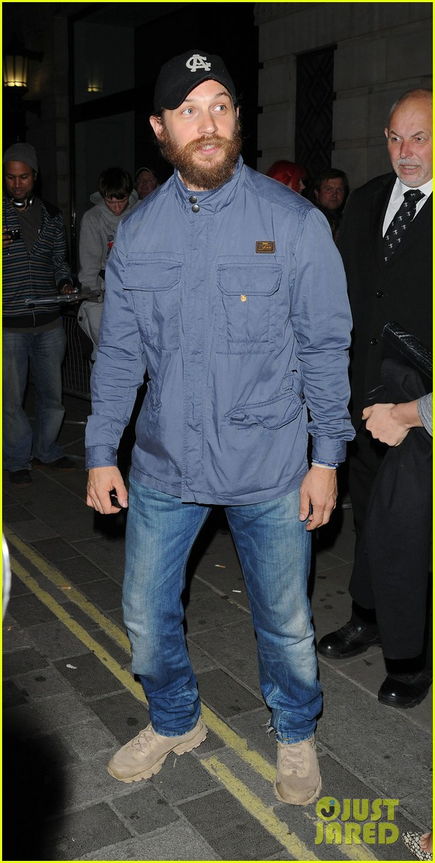 tom hardy prometheus afterparty 08