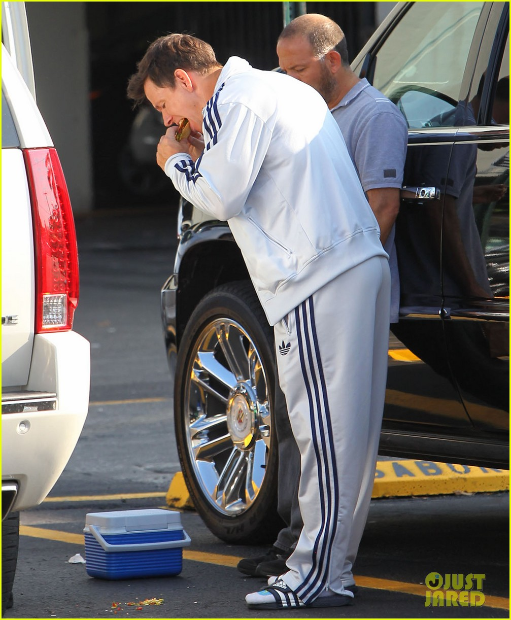 mark wahlberg pain and gain set 09