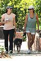 kate walsh walking dog 08