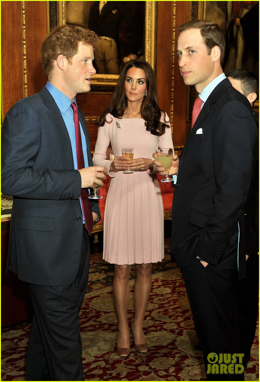 prince william duchess kate waterloo chamber reception 02