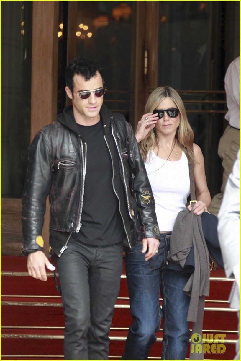 jennifer aniston justin theroux ritz carlton couple 07