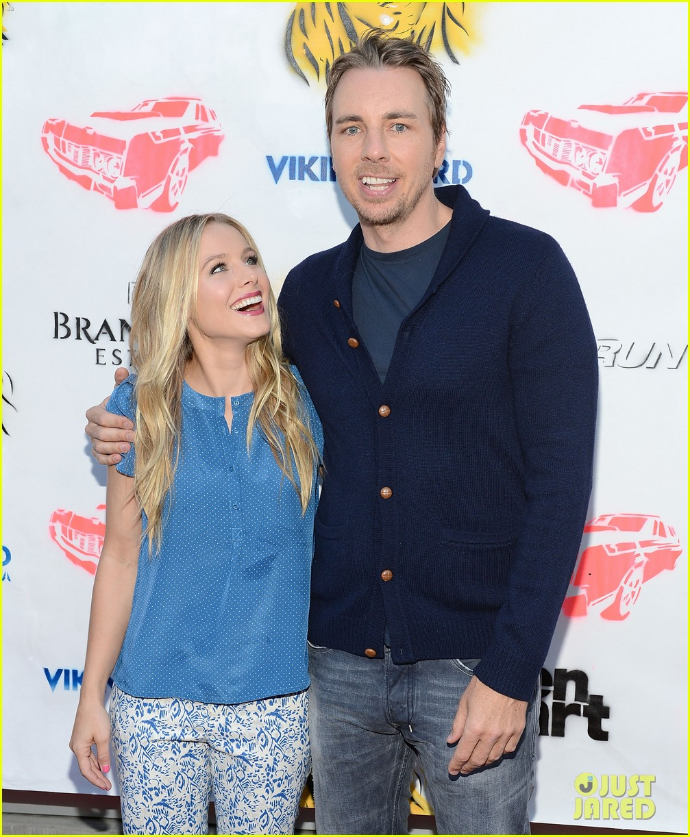 kristen bell hit and run screening with dax shepard 042680731