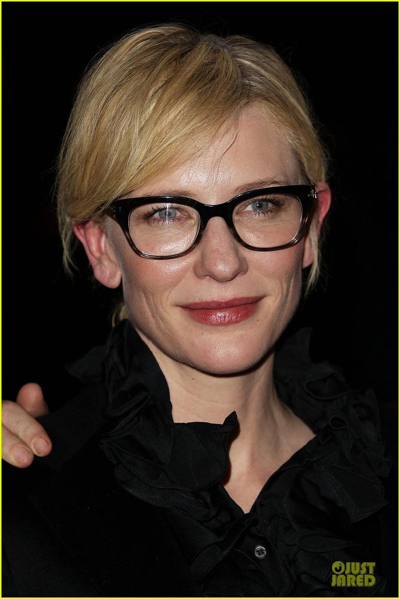 Cate Blanchett: 'Histr... Cate Blanchett