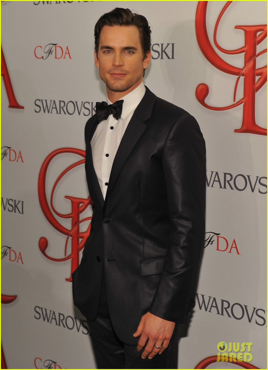 matt bomer jessica pare cfda fashion awards 2012 20