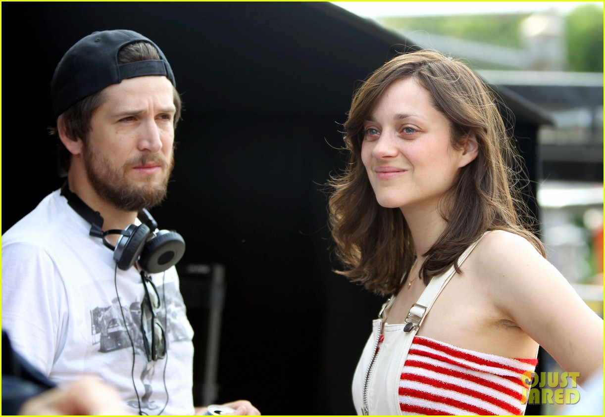 marion cotillard blood ties set with guillaume canet 04