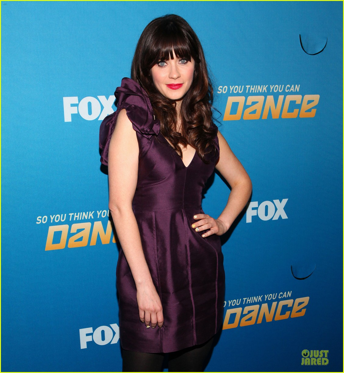 zooey deschanel so you think you can dance 09
