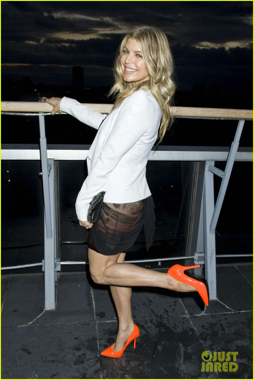 fergie self magazine launch party 19