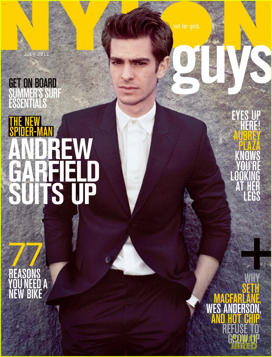 andrew garfield nylon guys 07