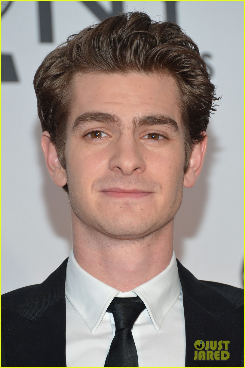 Full Sized Photo of andrew garfield 2012 tony awards 04 ... Andrew Garfield