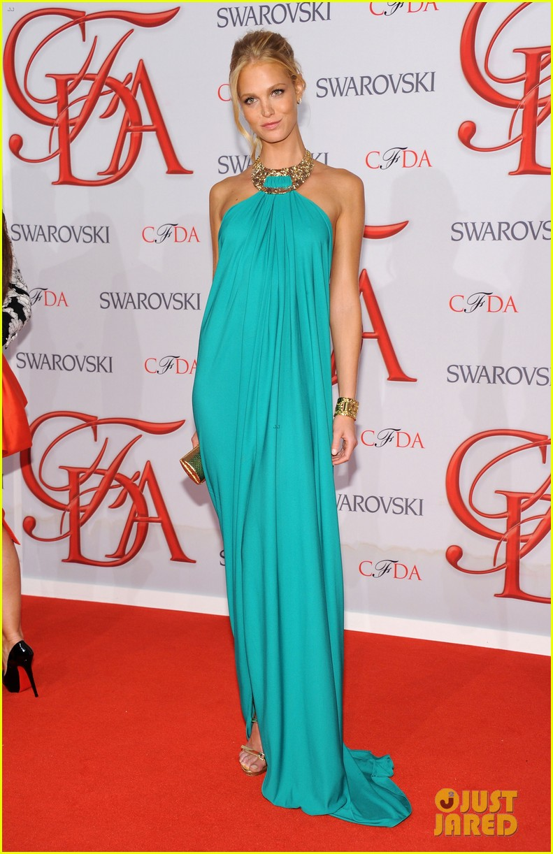erin heatherton selita ebanks cfda fashion awards 2012 01