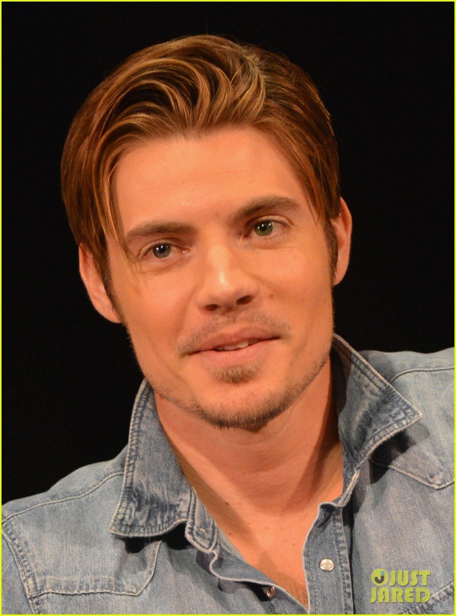 josh henderson linda gray dallas screening cma fest 10