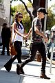vanessa hudgens sun cafe with austin butler 08