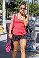 vanessa hudgens yoga sunday 12