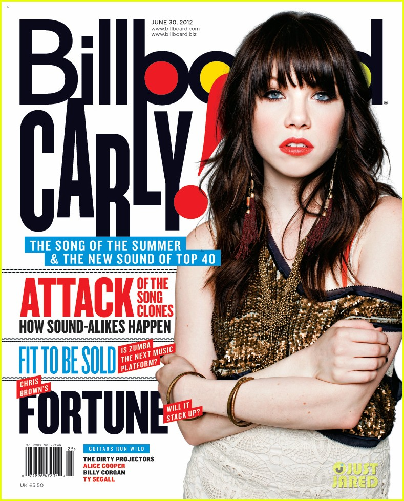 carly rae jepsen billboard