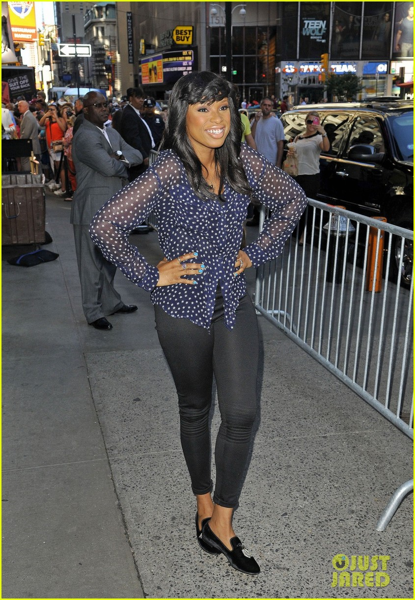 jennifer hudson ny appearances 05