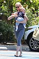 january jones pasadena with xander 18